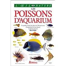 Poissons d'aquarium -les