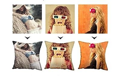 Design Customize Pillowcase, Personalized Throw Pillow, Pet Photo Pillow Cover, Love Photo Pillowcase, Wedding Keepsake Throw Pillow, Christmas Gifts