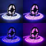 SUPERNIGHT LED Strip Lights, 16.4FT 5M SMD 5050