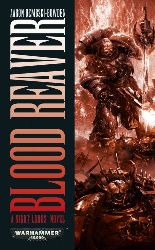 book cover of Blood Reaver