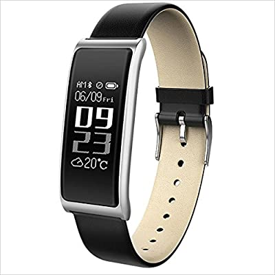 XHZNDZ Fitness Tracker Smart Bracelet Body Health Blood