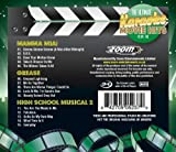 Zoom Karaoke CD+G - Ultimate Karaoke Movie Hits 2 - Mamma Mia, Grease, High School Musical 2