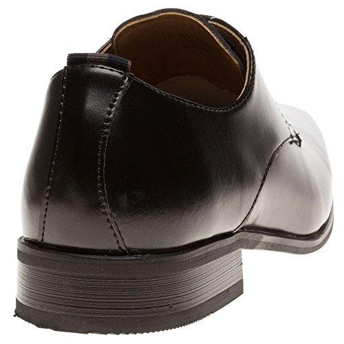 Werth Chaussures Peter Noir Chisel Derby Homme zwUnBxqn7