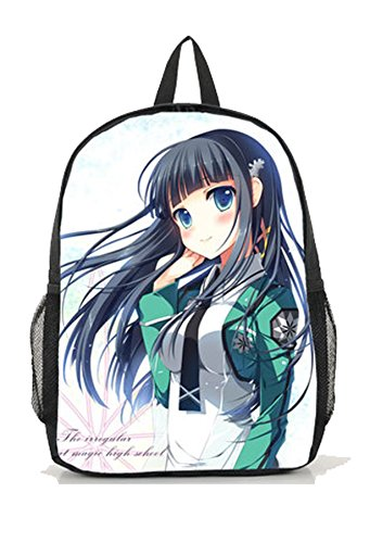 Dreamcosplay Anime The Irregular at Magic High shiba miyuki Backpack Bag - Shiba Miyuki Costume