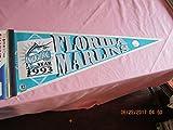 1993 Florida Marlins Inaugural year baseball pennant