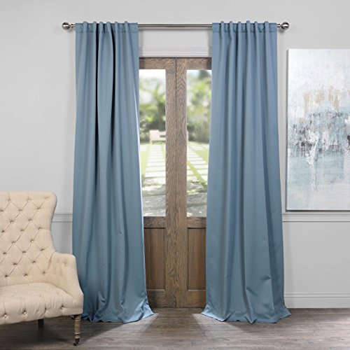 light blue curtains 108 - 1