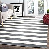 Safavieh Montauk Collection MTK712G Handmade Stripe