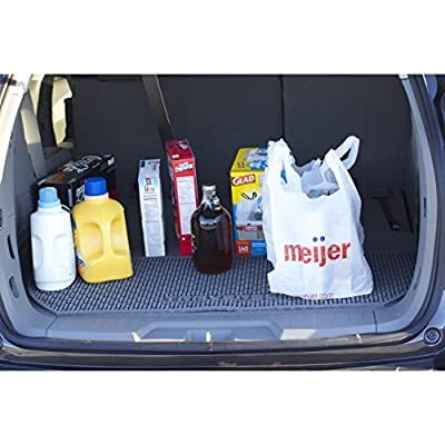 Drive Auto Products Car Trunk Storage Organizer with Straps, 1-Pack