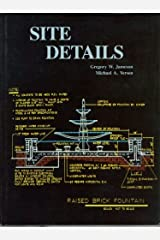 Site Details by Gregory W. Jameson (1989) Hardcover