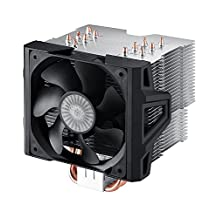 Cooler Master Hyper 612 Ver.2 - Silent CPU Air Cooler with 6 Direct Contact Heatpipes and Folding Fin Structure RR-H6V2-13PK-R1