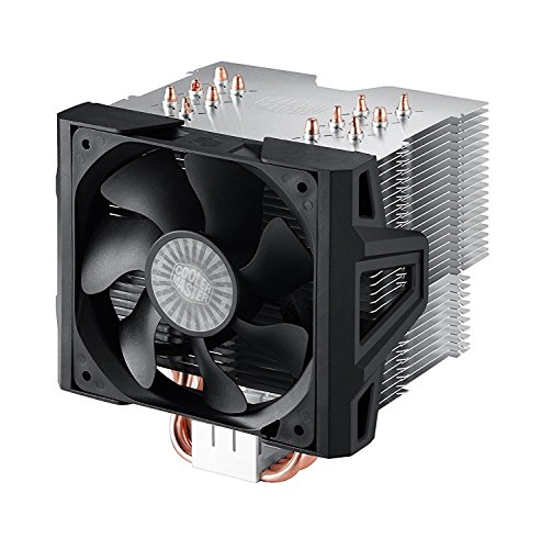 Price comparison product image Cooler Master RR-H6V2-13PK-R1 Hyper 612 Ver.2 - Silent CPU Air Cooler with 6 Direct Contact Heatpipes and Folding Fin Structure