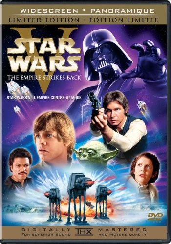Amazon Com Star Wars Episode V The Empire Strikes Back Widescreen Limited Edition Movies Tv