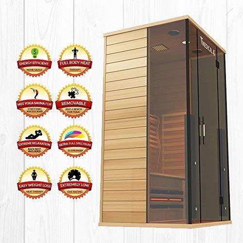 Medical Sauna 4 Full Spectrum Infrared Sauna