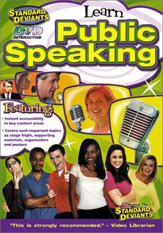 (The Standard Deviants - Learn Public Speaking)