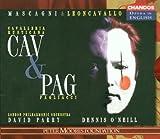 : Mascagni: Cavalleria rusticana - Leoncavallo: Pagliacci / David Parry