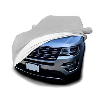 CarsCover Custom Fit 2011-2020 Ford Explorer SUV Car Cover Heavy Duty All Weatherproof Ultrashield Covers : Automotive [5Bkhe1000828]