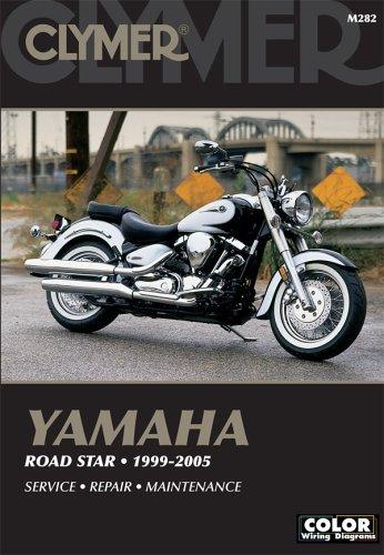 Yamaha Road Star 1999 2005 Clymer Motorcycle Repair Amazon De Lee