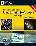 National Geographic: Der große 3D-Globus (2 CD-ROM)