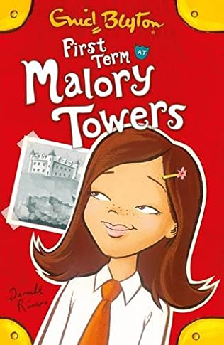 book cover of First Term at Malory Towers