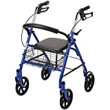 Drive Medical Four Wheel Walker Image