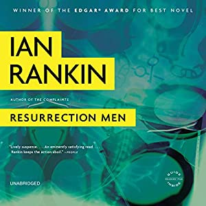 Resurrection Men Audiobook