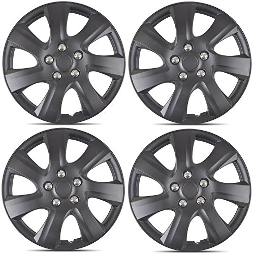 BDK Toyota Camry 2006-2014 Style Hubcap Wheel Cover, 16
