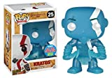 Funko God of War Funko POP! Games Kratos Exclusive Vinyl Figure #25 [Blue, Glow-in-the-Dark] by Funko