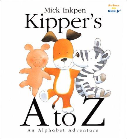 Read Online Kipper's A to Z: An Alphabet Adventure pdf epub