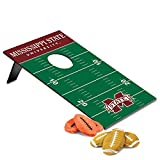Best Picnic Time Bean Bag Toss Games - NCAA Mississippi State Bulldogs Bean Bag Throw Game Review