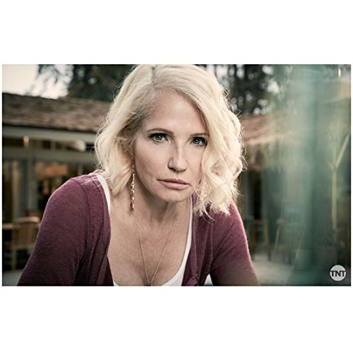 Animal Kingdom (TV Series 2016 - ) 8 inch by 10 inch PHOTOGRAPH Ellen Barkin from Chest Up Leaning Forward kn