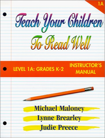 Inform about Your Children to Read Well: Level 1A Grades K-2