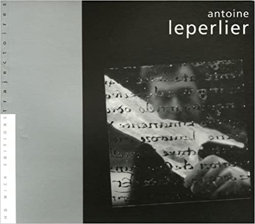 Livres gratuits en ligne Antoine Leperlier pdf