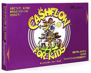 Cash flow for kids japanese version japan import for Juego de mesa cash flow