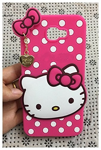 brand new 77995 3313e zauky Nice Kitty Cover for Samsung Galaxy J7 Nxt Cute: Amazon.in ...