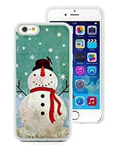 Personalization Case Cover For Apple Iphone 6 Plus 5.5 Inch Christmas SnoWhite Hard Case 4
