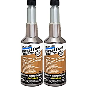 Stanadyne Performance Formula Diesel Injector Cleaner-Qty 2, 16oz Bottles # 43564
