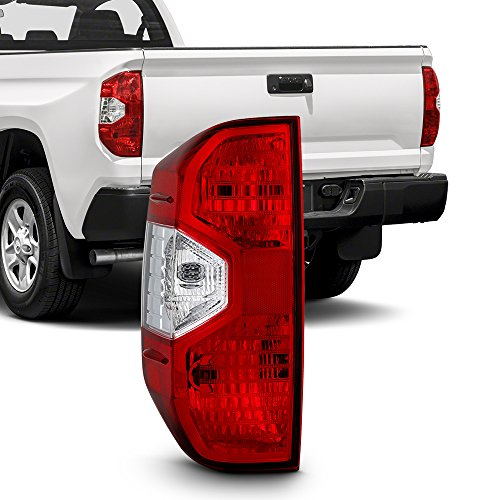 For 2014 2015 2016 2017 Toyota Tundra OE Direct Replacement Tail Lights Brake Lamps (Driver Left Side Only)