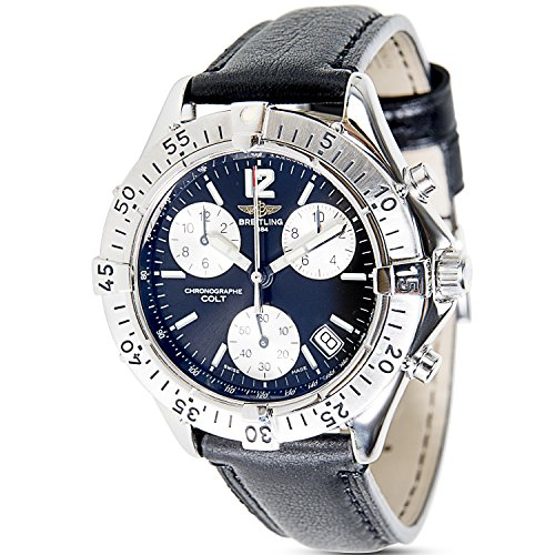 Breitling Colt swiss-quartz womens Watch A53035 (Certified Pre-owned)