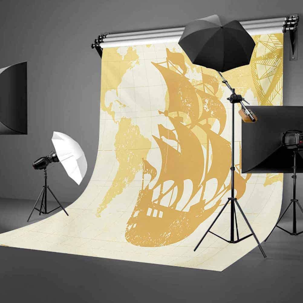 Egyptian 8x10 FT Backdrop Photographers,Ancient Egyptian Hieroglyphic Pattern Eye and Cross Old Illustration Print Background for Child Baby Shower Photo Vinyl Studio Prop Photobooth Photoshoot