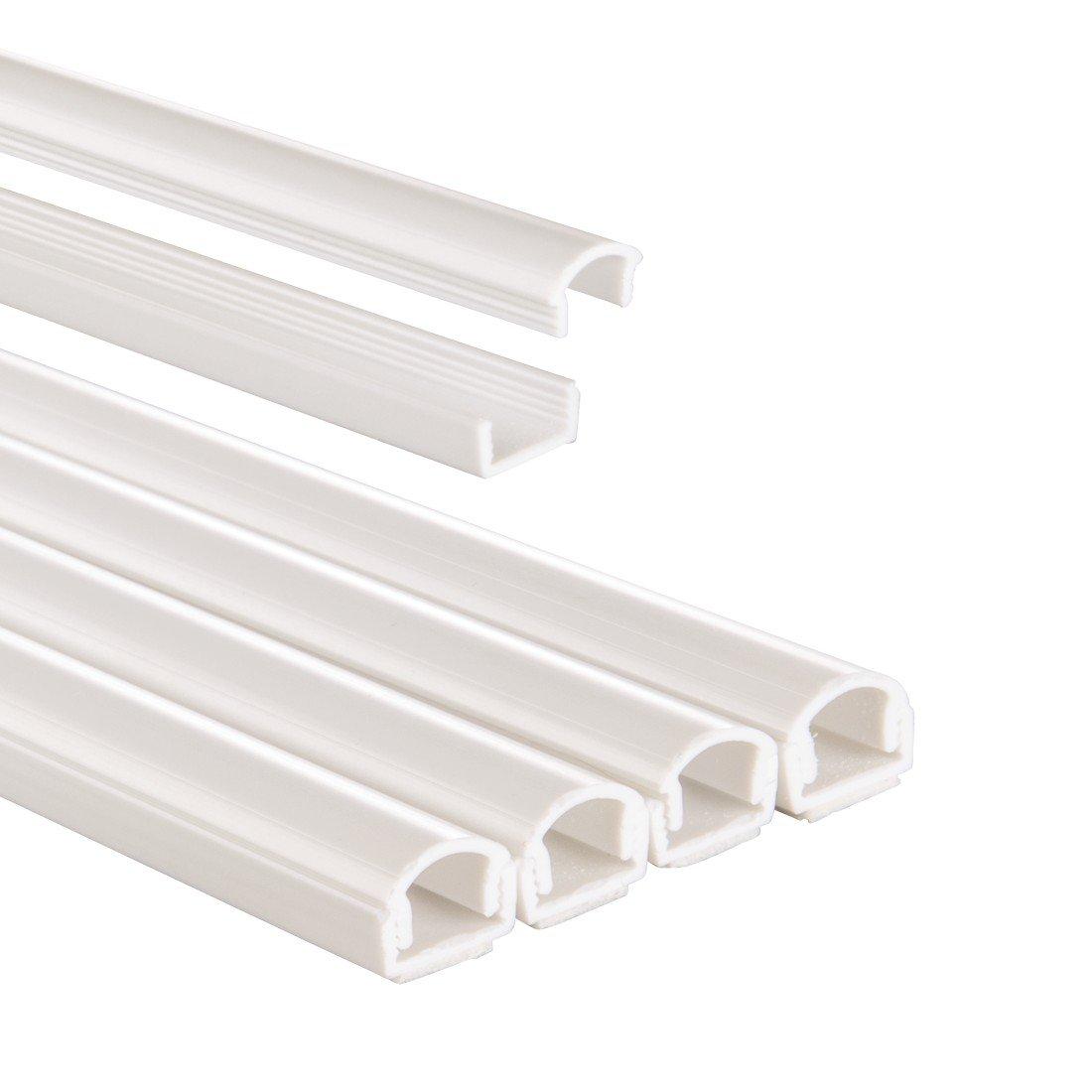 Kabelkanal Kunststoff Weiß HP77 – Hitoiro