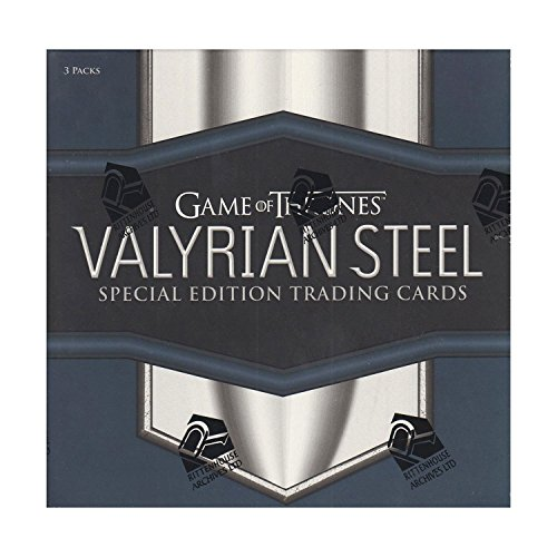 Game of Thrones: Valyrian Steel Trading Card Box -
