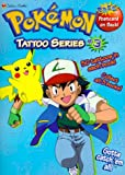 Pokemon Tattoos, Golden Books, 0307104028