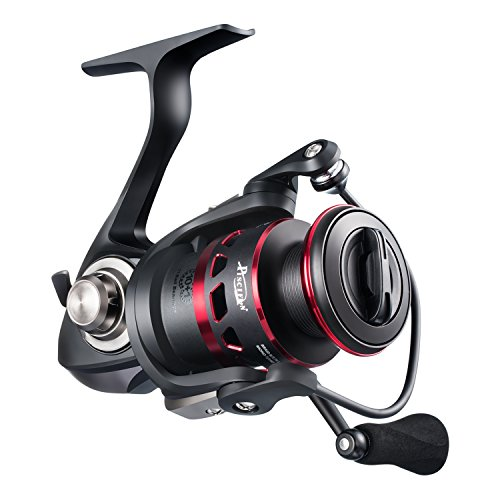 Piscifun Honor Spinning Reel Sealed Carbon Fiber Drag Light Weight Ultra Smooth 13.2LB Drag Fishing Spinning Reels (3000 Series)