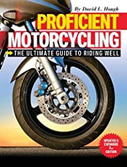 "This best-selling book is also ""#1 book in motorcycle safety"" (Nielsen BookScan) and essential reading for all motorcyclists regardless of their years of experience. Author David L. Hough, a revered motorcycle author, columnist, and ri..."