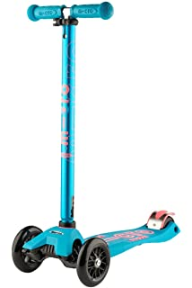 Amazon.com: Deluxe 3 Wheel MAXI Scooter - Perfect for 6-10 ...