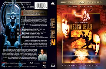 (Hell's Bells 2: The Power and Spirit of Popular Music- New DVD 6 1/2 Hours)