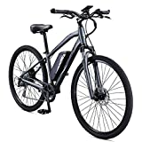 Schwinn Sycamore 350 Watt hub-drive, mountain/hybrid, electric bike, 8 speeds, Mens size (X-Large) For Sale
