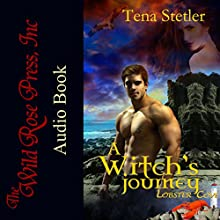 A Witch's Journey: The Lobster Cove Series Audiobook by Tena Stetler Narrated by Kate Tyler