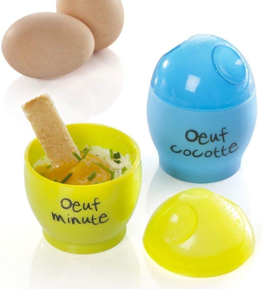 RIERA - Cocedor Huevos Microondas Riera: Amazon.es: Bricolaje y ...