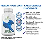 Primary Pets Premium Pet Supplies Hip and Joint Care for Dogs. Pack of 300 Tablets. Advanced Joint Aid Supplement with…